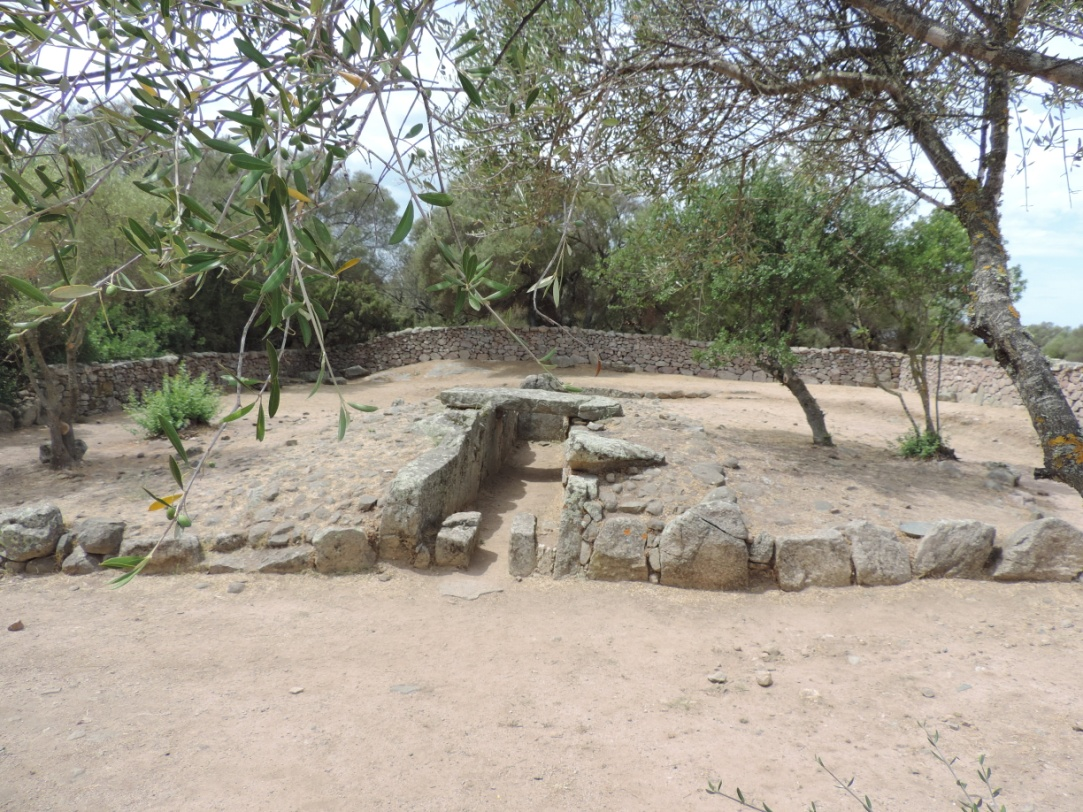 Tomba dei giganti Moru